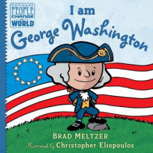 I am George Washington av Brad Meltzer (Innbundet)