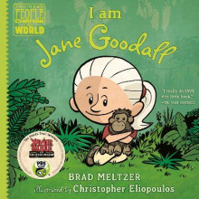I Am Jane Goodall av Brad Meltzer (Innbundet)