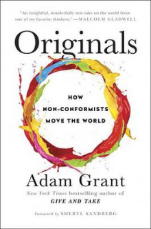 Originals av Adam Grant (Innbundet)