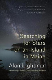 Searching for Stars on an Island in Maine av Alan Lightman (Heftet)