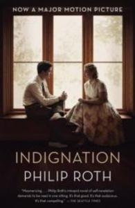 Indignation av Philip Roth (Heftet)