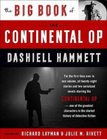 The Big Book of the Continental Op av Dashiell Hammett (Heftet)