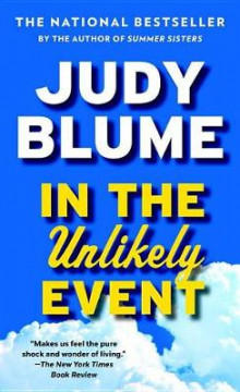 In the Unlikely Event av Judy Blume (Heftet)