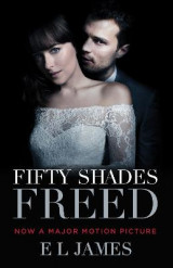 Omslag - Fifty Shades Freed (Movie Tie-In)