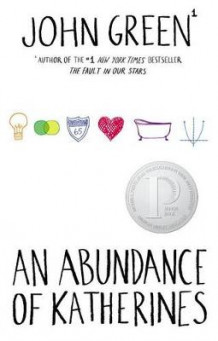 An Abundance of Katherines av John Green (Innbundet)