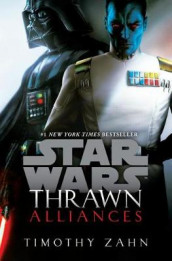 Thrawn: Alliances (Star Wars) av Timothy Zahn (Innbundet)