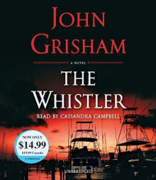 The Whistler av John Grisham (Lydbok-CD)