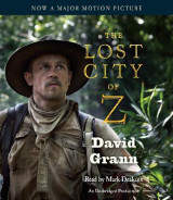 Omslag - The Lost City of Z (Movie Tie-In)