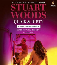 Quick & Dirty av Stuart Woods (Lydbok-CD)