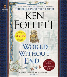 World Without End av Ken Follett (Lydbok-CD)