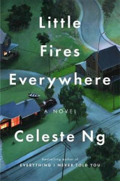 Little Fires Everywhere av Celeste Ng (Lydbok-CD)