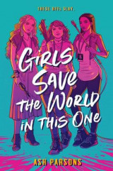 Omslag - Girls Save the World in This One