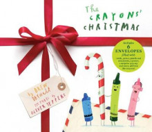 The Crayons' Christmas av Drew Daywalt (Innbundet)