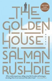 The Golden House av Salman Rushdie (Lydbok-CD)