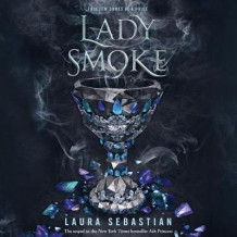 Lady Smoke av Laura Sebastian (Lydbok-CD)