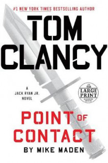 Tom Clancy Point of Contact av Mike Maden (Heftet)