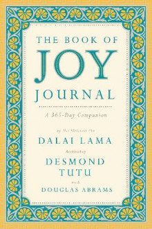 The Book of Joy Journal av Dalai Lama og Archbishop Desmond Tutu (Innbundet)
