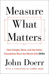 Measure what matters av John Doerr (Innbundet)