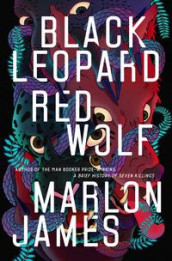 Black leopard, red wolf av Marlon James (Heftet)