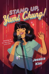 Omslag - Stand Up, Yumi Chung!
