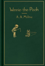 Omslag - Winnie-The-Pooh: Classic Gift Edition