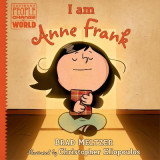 Omslag - I am Anne Frank