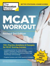 MCAT Workout, Revised 3rd Edition av The Princeton Review (Heftet)