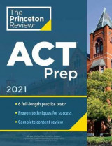 Omslag - Princeton Review ACT Prep, 2021
