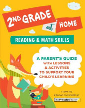 2nd Grade at Home av The Princeton Review (Heftet)