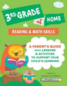 3rd Grade at Home av The Princeton Review (Heftet)