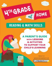 4th Grade at Home av The Princeton Review (Heftet)