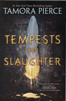 Tempests and Slaughter (The Numair Chronicles, Book One) av Tamora Pierce (Heftet)