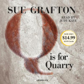 Q Is for Quarry av Sue Grafton (Lydbok-CD)