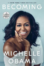 Becoming av Michelle Obama (Heftet)