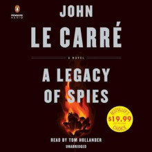 A Legacy Of Spies av John Le Carre (Lydbok-CD)