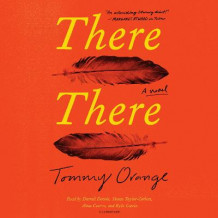 There There av Tommy Orange (Lydbok-CD)