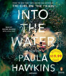 Into the Water av Paula Hawkins (Lydbok-CD)