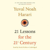 21 Lessons for the 21st Century av Yuval Noah Harari (Lydbok-CD)