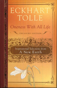 Oneness with All Life av Eckhart Tolle (Innbundet)