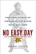 No Easy Day av Mark Owen (Innbundet)