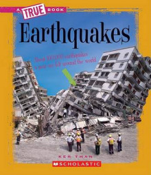Earthquakes av Ker Than (Innbundet)