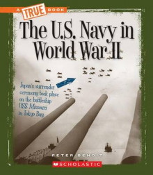 The U.S. Navy in World War II av Peter Benoit (Innbundet)