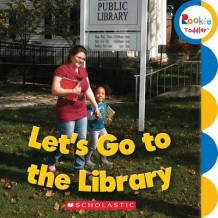 Let's Go to the Library (Pappbok)