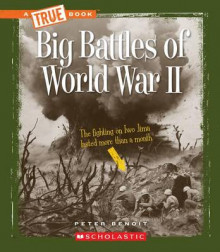 Big Battles of World War II av Peter Benoit (Heftet)