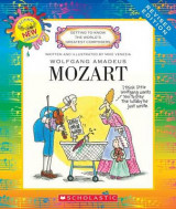 Omslag - Wolfgang Amadeus Mozart (Revised Edition)