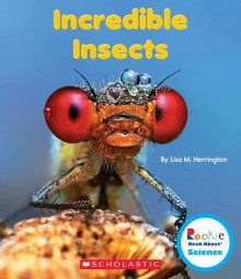 Incredible Insects av Lisa M Herrington (Innbundet)