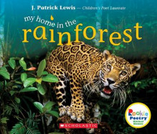 My Home in the Rainforest av J Patrick Lewis (Innbundet)