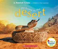 My Home in the Desert (Rookie Poetry: Animal Homes) av J Patrick Lewis (Heftet)