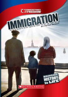 Immigration av Peter Benoit (Innbundet)