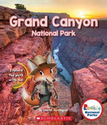 Grand Canyon National Park av Lisa M Herrington (Innbundet)